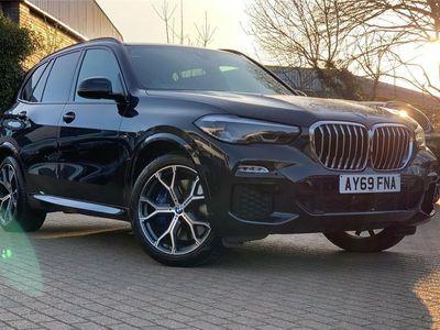 used BMW X5 2019 Ipswich xDrive30d M Sport 5dr Auto