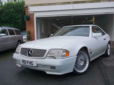 used Mercedes S300 SL3.0 2dr