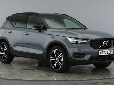 used Volvo XC40 Recharge Plug-in hybrid T4 FWD R-Design Automatic