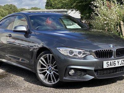 used BMW 430 4 Series d xDrive M Sport 5dr Auto [Professional Media] 3.0