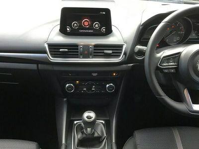 used Mazda 3 SPORT NAV 2.0 SKYACTIV-G Sport Nav (s/s) 5dr
