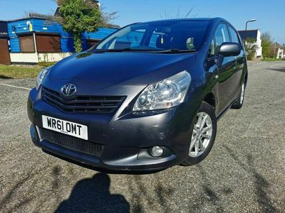 used Toyota Verso 2.0 D-4D TR 5dr (7 Seats)