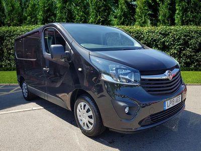 used Vauxhall Vivaro 2700 1.6CDTI BiTurbo 125PS Sportive H1 Van