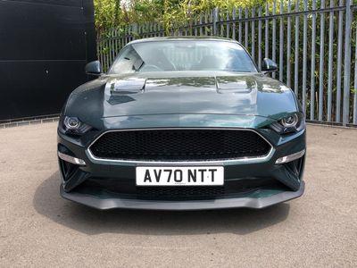 used Ford Mustang 5.0 V8 Bullitt 2dr