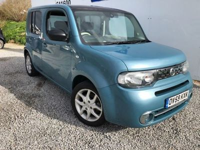 used Nissan Cube 1.6 LDN 5dr