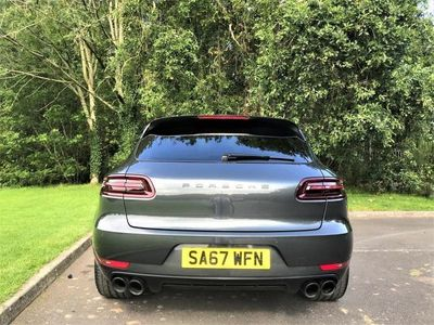 used Porsche Macan GTS 5Dr Pdk Auto