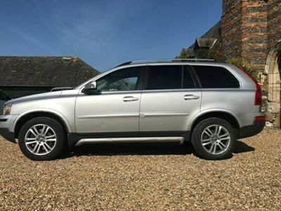 used Volvo XC90 Estate 2.4 D5 SE Lux 5d Geartronic