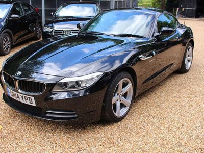 used BMW Z4 2.0 18i sDrive 2dr