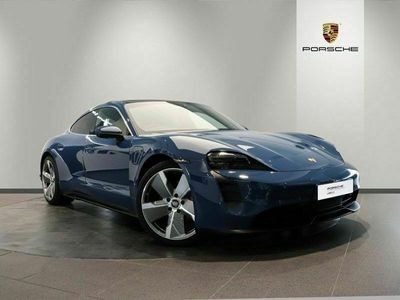 used Porsche Taycan 390kW 4S 79kWh 4dr Auto
