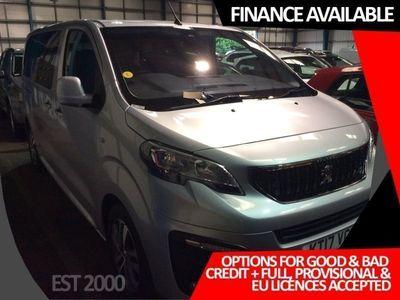 used Peugeot Traveller DIESEL MANUAL MPV 5 DOORS