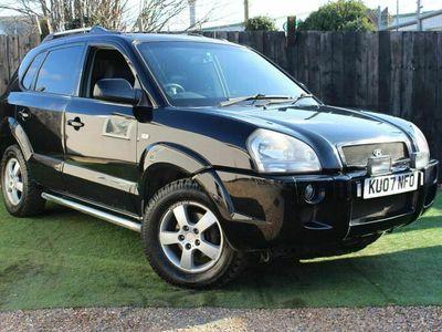 used Hyundai Tucson 2.0 CRTD Limited Edition 4WD 5dr