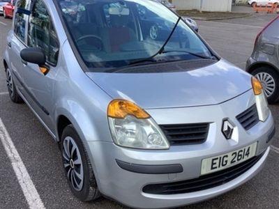 used Renault Modus 1.1 OASIS 16V 5d 75 BHP