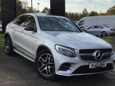 used Mercedes GLC43 AMG AMG4MATIC PREMIUM