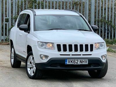 used Jeep Compass 2.0 Sport 5dr