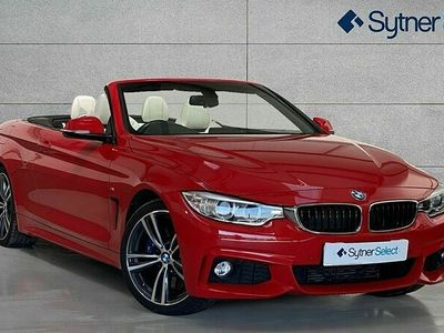 used BMW 425 4 SERIES d M Sport 2dr 2.0