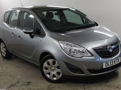 used Vauxhall Meriva 1.4T 16V [140] Exclusiv 5dr