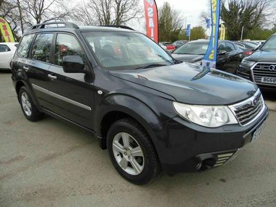 used Subaru Forester 2.0 XS 5dr