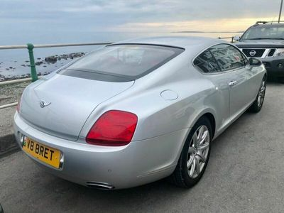 used Bentley Continental 6.0 GT auto