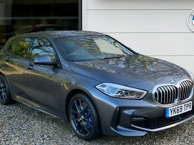 used BMW 116 d M Sport