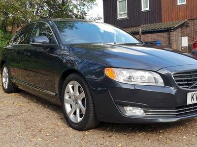 used Volvo S80 D2 [115] SE Nav 4dr Powershift