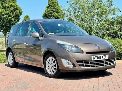 used Renault Grand Scénic 1.5 dCi Privilege TomTom 5dr