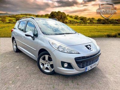 used Peugeot 207 1.6 VTi Allure 5dr Auto