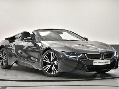 used BMW i8 Roadster