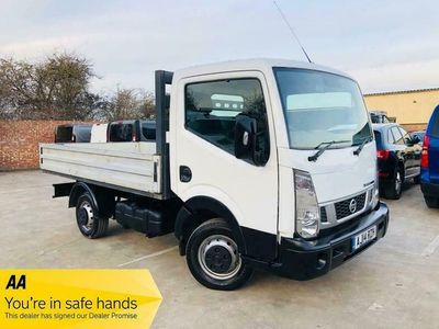 used Nissan Cabstar DCI 34.12 DROPSIDE