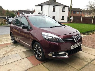used Renault Scénic 1.6 dCi Dynamique Tom Tom Luxe pack (s/s) 5dr
