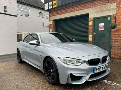 used BMW M4 4-Series M4Convertible 2d DCT