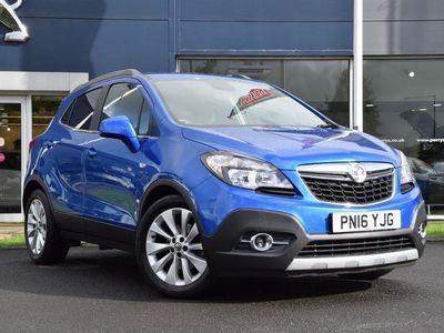 used Vauxhall Mokka 1.6i SE 5dr Hatchback