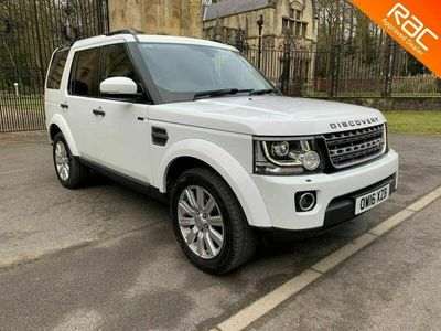 used Land Rover Discovery 4 3.0 SD V6 SE Panel Van 5dr
