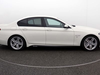 used BMW 520 5 Series D M SPORT 2.0 4dr