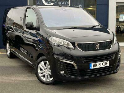 used Peugeot Expert 2.0 BlueHDi 1250 Professional Plus Long Panel Van