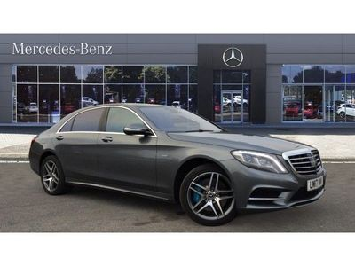 used Mercedes S500 S-ClassL AMG Line 4dr Auto [Executive]