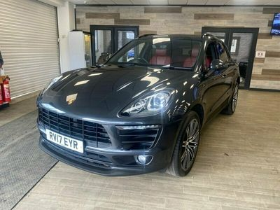 used Porsche Macan 3.0 D S PDK 5d 258 BHP ARRIVING THIS WEEK CALL US FOR FULL DETAILS