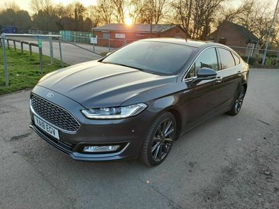 used Ford Mondeo 2.0 TDCi Duratorq Vignale (s/s) 5dr