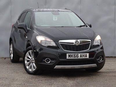 used Vauxhall Mokka SE suv hatchback