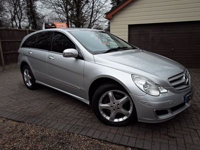 used Mercedes R280 R ClassCDI SPORT 4MATIC 3.0 5dr