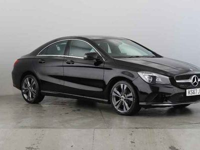 used Mercedes CLA180 Sport 4dr