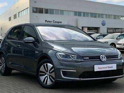 used VW e-Golf 35.8kWh + Heat Pump & Rear Camera
