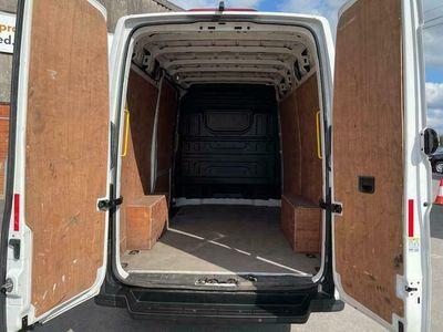 used VW Crafter 2.0 TDI 140PS Trendline High Roof Van