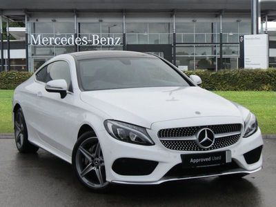 used Mercedes C200 C ClassAMG Line Premium 2dr 9G-Tronic coupe