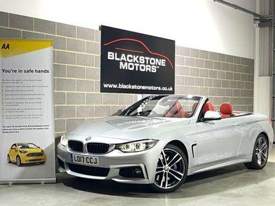 used BMW 440 4 Series 3.0 i M Sport Sport Auto (s/s) 2dr