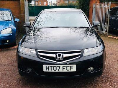used Honda Accord 2.2 i-CDTi EX Saloon 4dr Diesel Manual (150 g/km, 138 bhp)