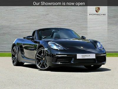 used Porsche 718 Boxster ROADSTER 2dr PDK 2.0