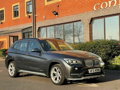 used BMW X1 Estate xDrive 18d xLine 5d Step Auto