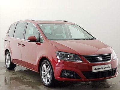 used Seat Alhambra 2.0 TDI CR SE Lux [184] 5dr DSG Auto