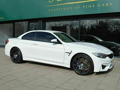 used BMW M4 3.0 BiTurbo GPF Competition DCT (s/s) 2dr