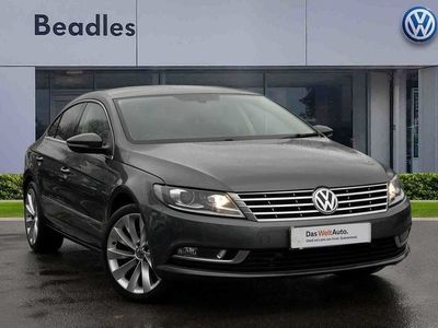 used VW CC Diesel Saloon 2.0 TDI 150 BlueMotion Tech GT 4dr DSG